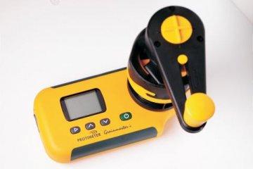 Protimeter Grainmaster (Pro měření vlhkosti a teploty u obilnin či balíků sena nebo slámy)