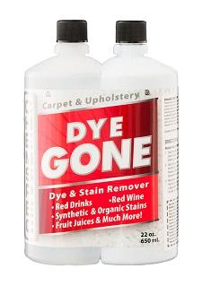 Chemspec Dye Gone Refils – náhradní náplň 650 ml (Odstraňovač skvrn od všech typů barviv)