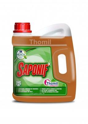 Thomil Saponif 4 l (Mýdlový čisticí prostředek na dřevo)