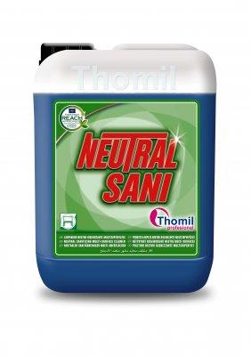 Neutral Sani 10 l (Neutrální sanitační čisticí prostředek pro všechny druhy povrchů)