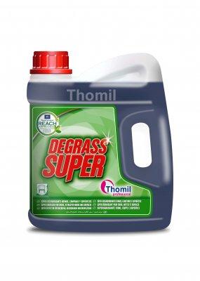 Degrass Super 4L (Extra silný odmašťovací prostředek na trouby, digestoře a jiné povrchy)