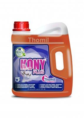Kony Plus 4 l (Koncentrovaný tekutý prostředek na mytí nádobí)