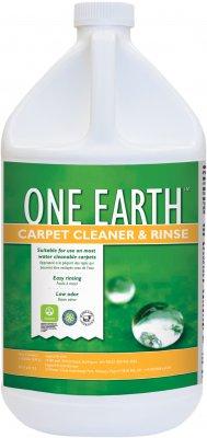 Chemspec ONE EARTH Carpet Cleaner&Rinse 3,8 l (Ekologický čisticí prostředek na koberce a čalounění)