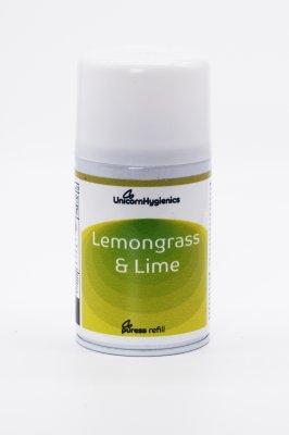 Unicorn Hygienics Lemongrass & Lime 265 ml (Náplň do osvěžovače vzduchu Puress Air s vůní Citrón
