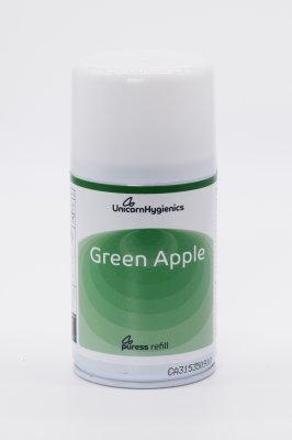 Unicorn Hygienics Green Apple 265 ml (Náplň do osvěžovače vzduchu Puress s vůní zeleného jab