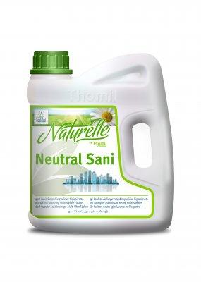 Thomil Naturelle Neutral Sani 4 l (Ekologický sanitační a čisticí prostředek)