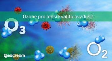 Ozon pro lepší kvalitu ovzduší!