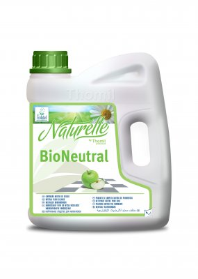 Thomil Naturelle Bio Neutral 4 l (Ekologický čisticí prostředek na podlahy)