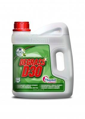 Degrass D30 4L (Pěnový prostředek s vysokou odmašťovací silou)