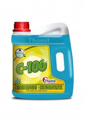 Thomil C-100 4 l (Renovující prostředek na leštěné podlahy s neutrálním pH)