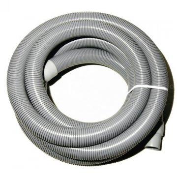 Sací hadice pro přenosné extraktory - šedá (metráž)