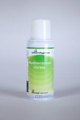 Unicorn Hygienics Mediterranean Forest 100 ml (Náplň do osvěžovače vzduchu MicroAir s vůní Stře
