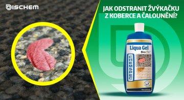 Jak odstranit žvýkačku z koberce