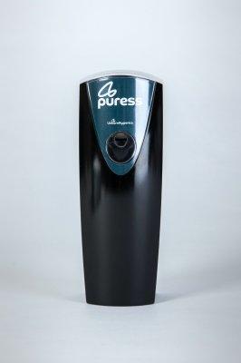 Unicorn Hygienics Puress (Osvěžovač vzduchu pro náplně Puress 265 ml, černý)