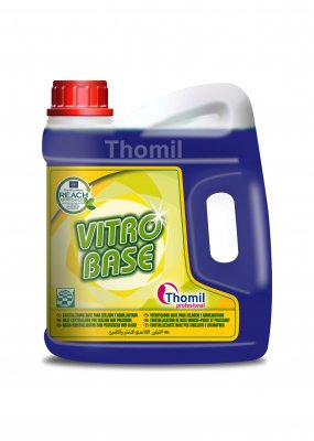 Thomil Vitro Base 4 l (Přípravný prostředek pro utěsnění pórů a leštění před krystalizací)