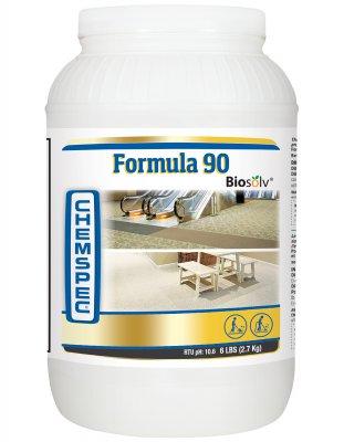 Chemspec Formula 90 with Biosolv 2,7 kg (Práškový detergent určený na syntetická vlákna)