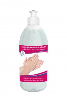 Thomil Hydroalcoholic Lotion 500 ml (Hydratační mléko na ruce s obsahem alkoholu pro časté použití)