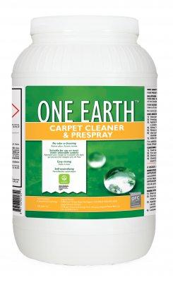 Chemspec ONE EARTH Carpet Cleaner & Prespray 3,6 kg (Ekologický čisticí prostředek na koberce)