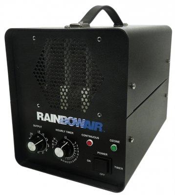 Rainbow Air 1000 Series II (Spolehlivý a výkonný generátor ozónu pro prostory do 3000m2)