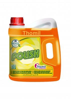 Thomil Polish 4 l (Tekutý lapač nečistot vhodný pro lakované dřevěné podlahy)