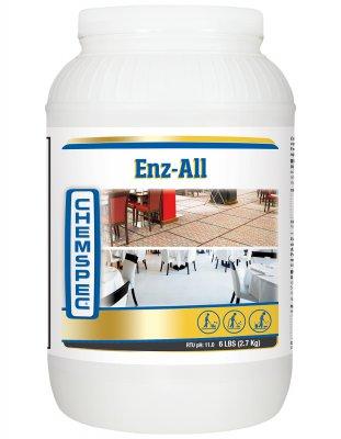 Chemspec Enz-All 2,7 kg (Enzymatický čisticí prostředek vhodný na koberce s proteinovými skvrnami)
