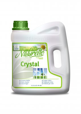 Thomil Naturelle Crystal 4 l (Ekologický čisticí prostředek na sklo)