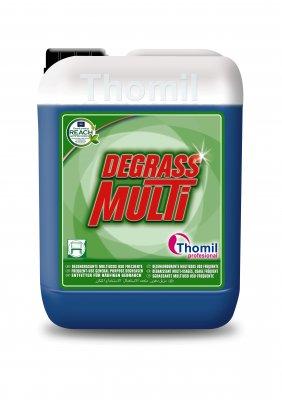 Degrass Multi 10L ( Univerzální odmaštovací prostředek pro časté použití)