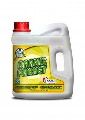 Thomil Barnix Parket 4 l (Samolešticí akrylová emulze pro dřevěné podlahy)