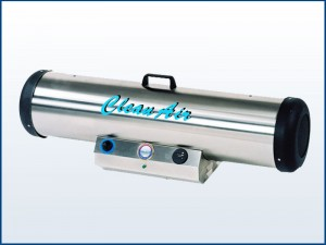 Clean Air 20SS (Výkonný průmyslový generátor ozónu s vysokým účinkem)