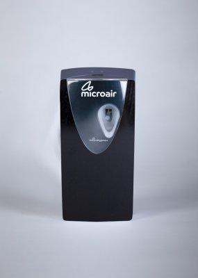 Unicorn Hygienics MicroAir (Osvěžovač vzduchu na náplně MicroAir 100 ml, černý)