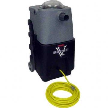 KleenRite VacBoost (technologie na zvýšení sacího výkonu extraktorů)