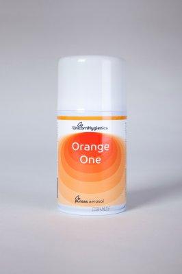 Unicorn Hygienics Orange One 265 ml (Náplň do osvěžovače vzduchu Puress s vůní pomeranče)