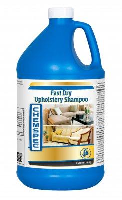 Chemspec Fast Dry Upholstery Shampoo 3,8 l (Čisticí šampon na čalounění)