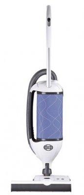 SEBO Felix 1 Premium ICE BLUE (Tyčový vysavač pro domácnosti s klepací hlavou vhodný pro alergiky)