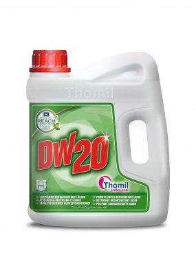 Thomil DW20 4 l (Kyselý čisticí prostředek na odstranění vodního kamene)