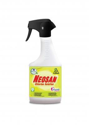 Thomil Neosan 750ml (Chlorový čisticí prostředek ve spreji pro důkladnou hygienu povrchů)