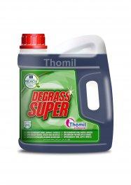 Thomil Degrass Super 4l (Extra silný odmašťovací prostředek na trouby, digestoře a jiné povrchy)