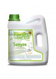 Thomil Naturelle Sanyos 4 l (Ekologický čisticí prostředek na koupelny)