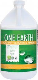 Chemspec ONE EARTH Carpet Cleaner&Rinse 3,8 l (Ekologický čisticí prostředek na koberce)