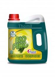 Thomil Bio Pino 4 l (Vysoce účinný čisticí prostředek na podlahy s neutrálním pH a vůní borovice)