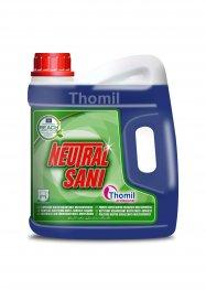 Thomil Neutral Sani 4 l (Neutrální sanitační čisticí prostředek pro všechny druhy povrchů)