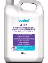 Byotrol 4 v 1 5 l (Víceúčelový čisticí a dezinfekční koncentrát)