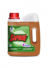 Thomil Saponif 2 l (Mýdlový čisticí prostředek na dřevo)