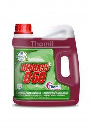 Thomil Degrass D50 4,7Kg (Odmašťovací prostředek pro chladné povrchy a varné plochy)