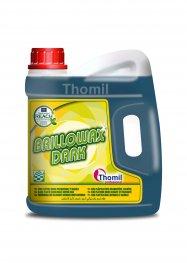 Thomil Brillowax Dark 4 l (Samolešticí černá disperze na bázi vysoce kvalitních vosků a polymerů)